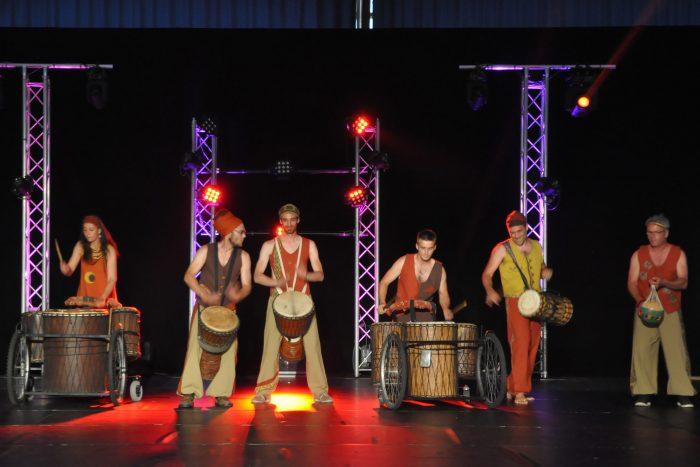 L'association Dalilou : percussions africaines près d'Angers