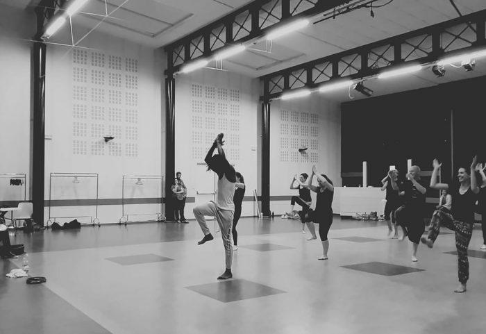 Danse africaine Angers