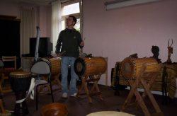 Stage de danse, de chant et de percussions africaines, Angers, Maine-et-Loire