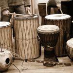 Cours percussions africaine à Angers, Maine-et-Loire