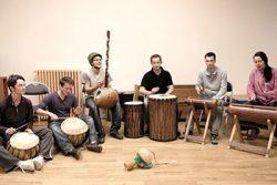 Cours de percussions africaines et de djembé près d'Angers, Maine-et-Loire