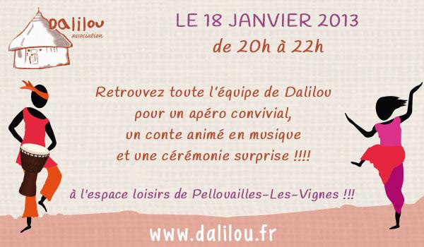 Dalilou, C'est toute une histoire....RDV à ne pas manquer !!!!!