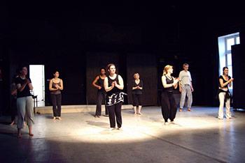 Stage de danse africaine à Angers, Maine-et-Loire