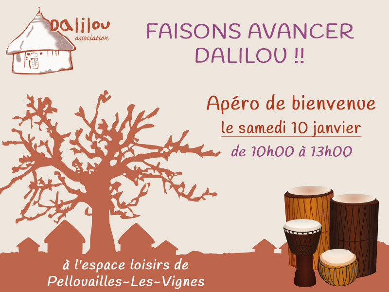 faisons avancer Dalilou ! association sur la culture et les arts mandingues