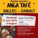 "Soirée Concert ""Anga Tafè"" Angers-Bamako"