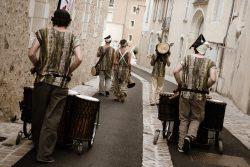 Le Collectif Dalilou : animations de rue et prestations musicales près d'Angers, Maine-et-Loire