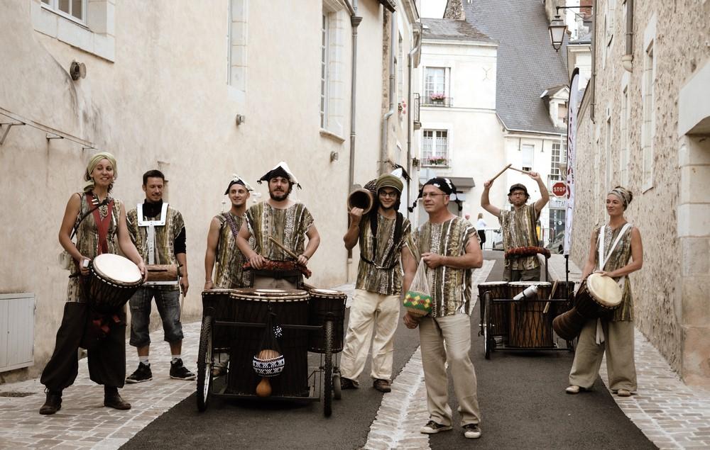 Prestation Musicale à Baugé, Maine-et-Loire