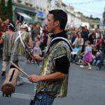 Le Collectif Dalilou : Prestation musicale à Baugé, Maine-et-Loire