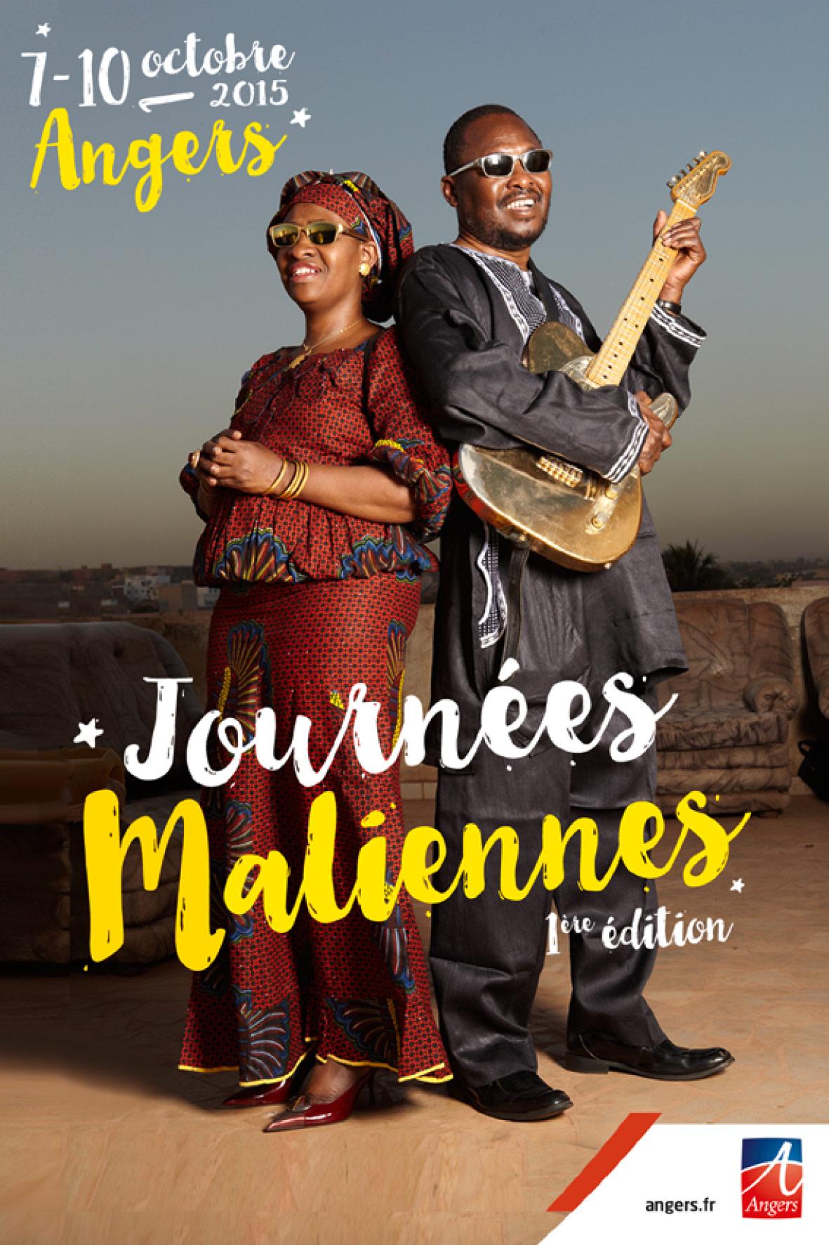Mariage Malien à Angers, Maine-et-Loire
