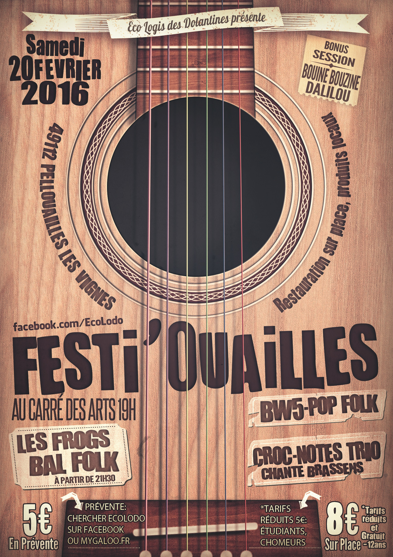L'atelier 2 de percussions africaines participe à Festi'Ouailles, Pellouailles-Les-Vignes