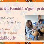 stages mensuels de N'goni près d'Angers, Maine-et-Loire
