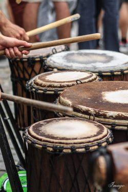 Percussions africaines et djembé à Angers
