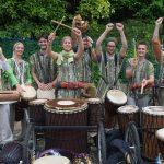 Animation percussion à Angers : découvrez de la musique traditionnelle mandingue !