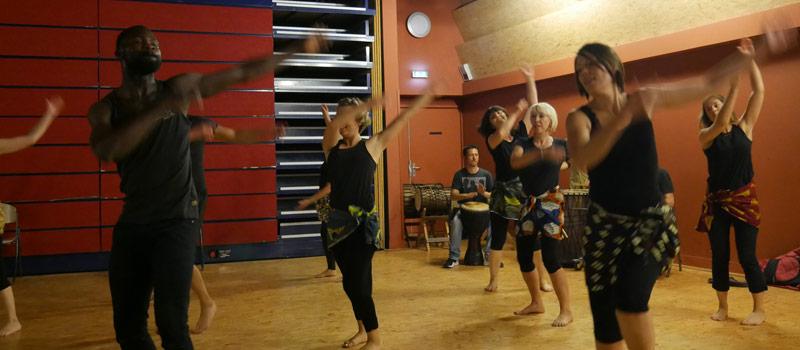 Cours de danse africaine Angers