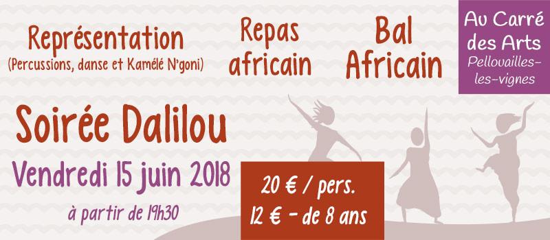 Soirée Africaine Angers
