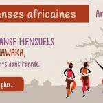 Stages de danse africaine Angers - Pellouailles
