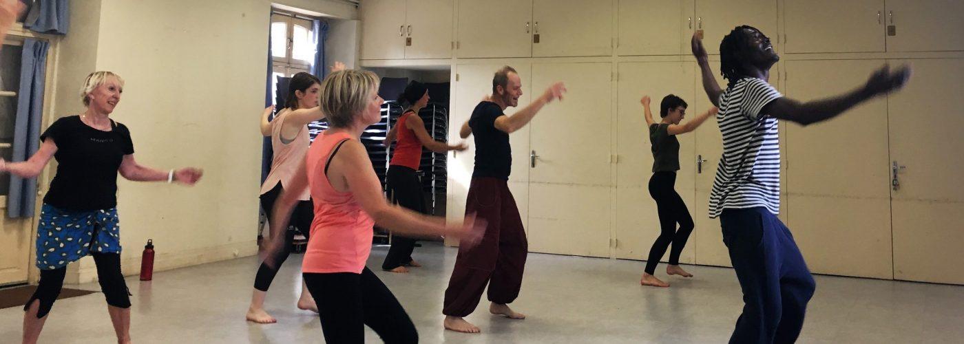 Atelier danse Africaine près d'Angers