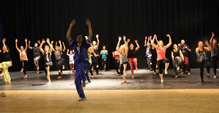 Stage de danse Africaine près d'Angers